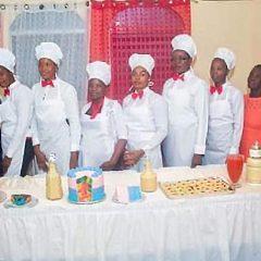 Culinary Art Students Graduate