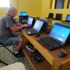 Computer Support at IIT Haiti