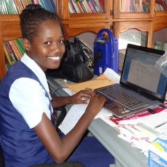 Meet Fanela – An IIT Haiti Success Story