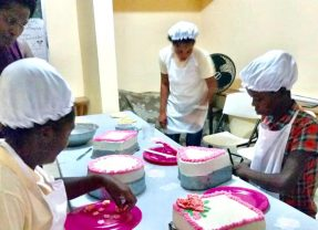 IIT Haiti Continues To Expand With Baking Classes