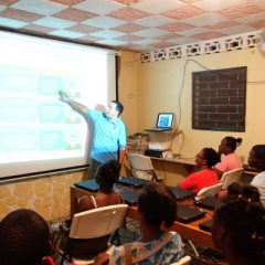 US Team Teaches at IIT Haiti