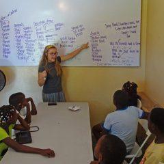 US Team Teaches at IIT Haiti