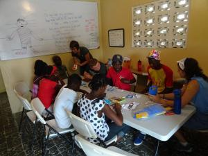 Teaching at IIT Haiti