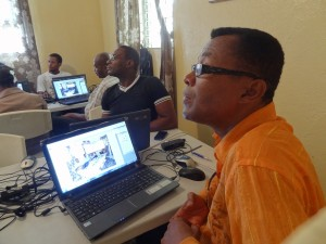 Learning at IIT Haiti
