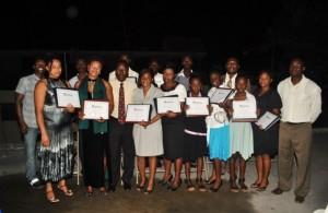 First Graduation Class at IIT 2013